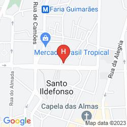 Mappa AWA SANTO ANDRE