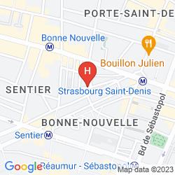 Mappa BONNE NOUVELLE