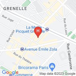 Mappa DE L'AVRE