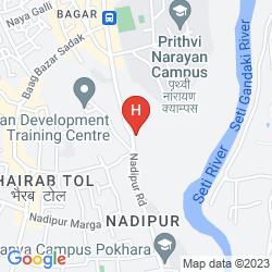 Mappa KANTIPUR