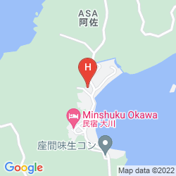 Mappa KERAMA BEACH HOTEL