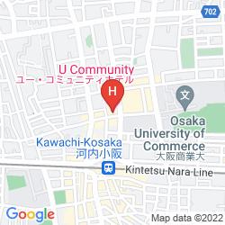 Mappa U COMMUNITY HOTEL