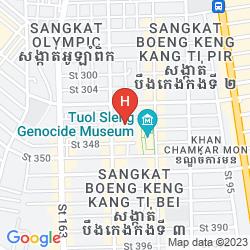Mappa SALITA HOTEL