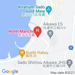 Mappa HOTEL MANCHO