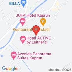 Mappa HOTEL MARTINI