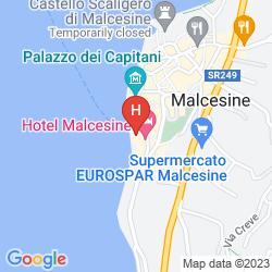 Mappa MALCESINE