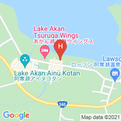 Mappa HOTEL GOZENSUI