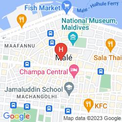 Mappa HOUSE CLOVER