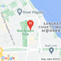 Mappa KING GRAND BOUTIQUE HOTEL