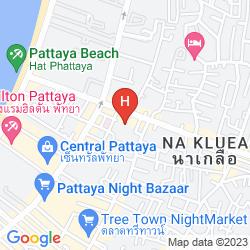 Mappa BELLA EXPRESS HOTEL