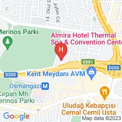 Mappa ALMIRA