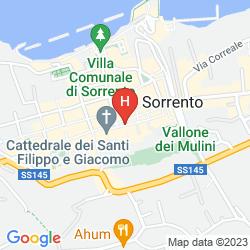 Mappa PALAZZO TASSO