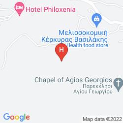 Mappa RIZA STONE COTTAGE