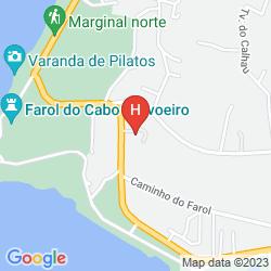 Mappa PINHALMAR