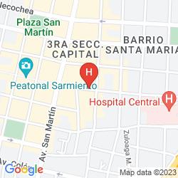 Mappa PUERTA DEL SOL