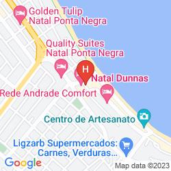 Mappa PONTA DO SOL PRAIA HOTEL