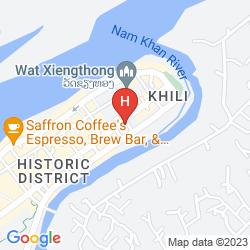 Mappa VILLA SENESOUK