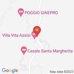 Mappa LE VIGNOLE