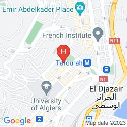 Mappa ALBERT PREMIER