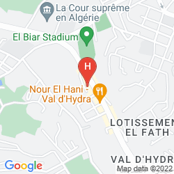 Mappa EL BIAR