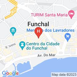 Mappa RESIDENCIAL QUEIMADA DE BAIXO