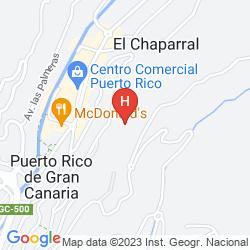 Mappa CASTILLO DE SOL