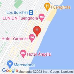 Mappa LAS PALMERAS