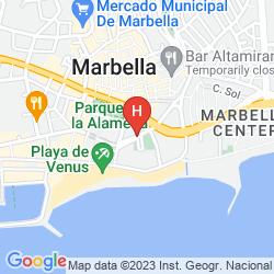 Mappa FUERTE MARBELLA