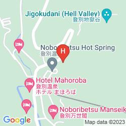 Mappa DAIICHI TAKIMOTOKAN