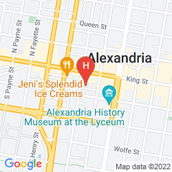 Mappa MORRISON HOUSE, AUTOGRAPH COLLECTION