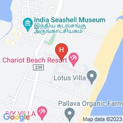Mappa CHARIOT BEACH RESORT