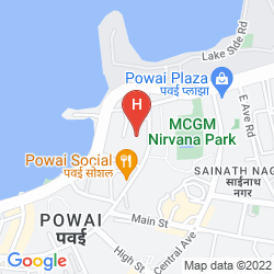 Mappa THE BEATLE HOTEL