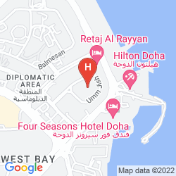 Mappa RETAJ AL RAYYAN