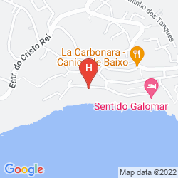 Mappa GALO RESORT HOTEL ALPINO ATLANTICO