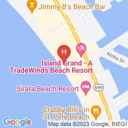 Mappa TRADEWINDS ISLAND GRAND