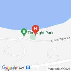 Mappa THE WEST BAY CLUB