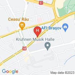 Mappa ARO PALACE