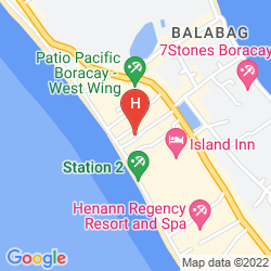 Mappa GRAND BORACAY