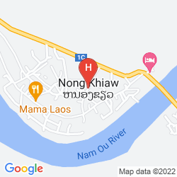 Mappa PHAIBOUN GUESTHOUSE