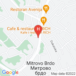 Mappa HAPPY STAR CLUB HOTEL