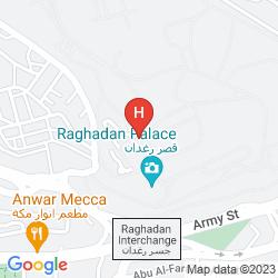 Mappa GENEVA HOTEL