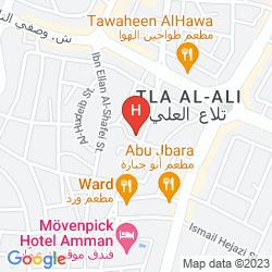 Mappa IBIS AMMAN
