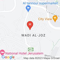 Mappa ALCAZAR