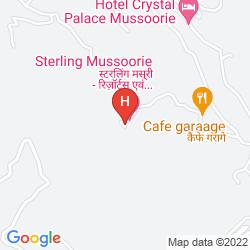 Mappa PINE HILL