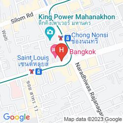 Mappa W BANGKOK