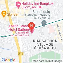 Mappa EASTIN GRAND HOTEL SATHORN BANGKOK
