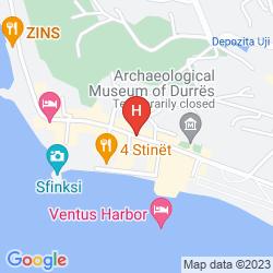 Mappa NAIS BEACH