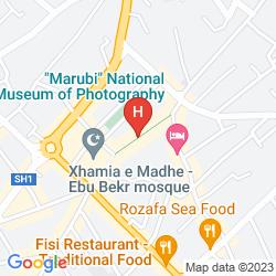 Mappa HOTEL COLOSSEO