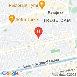 Mappa GOLDEN CITY