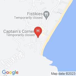 Mappa KAMARI BLU BOUTIQUE HOTEL
